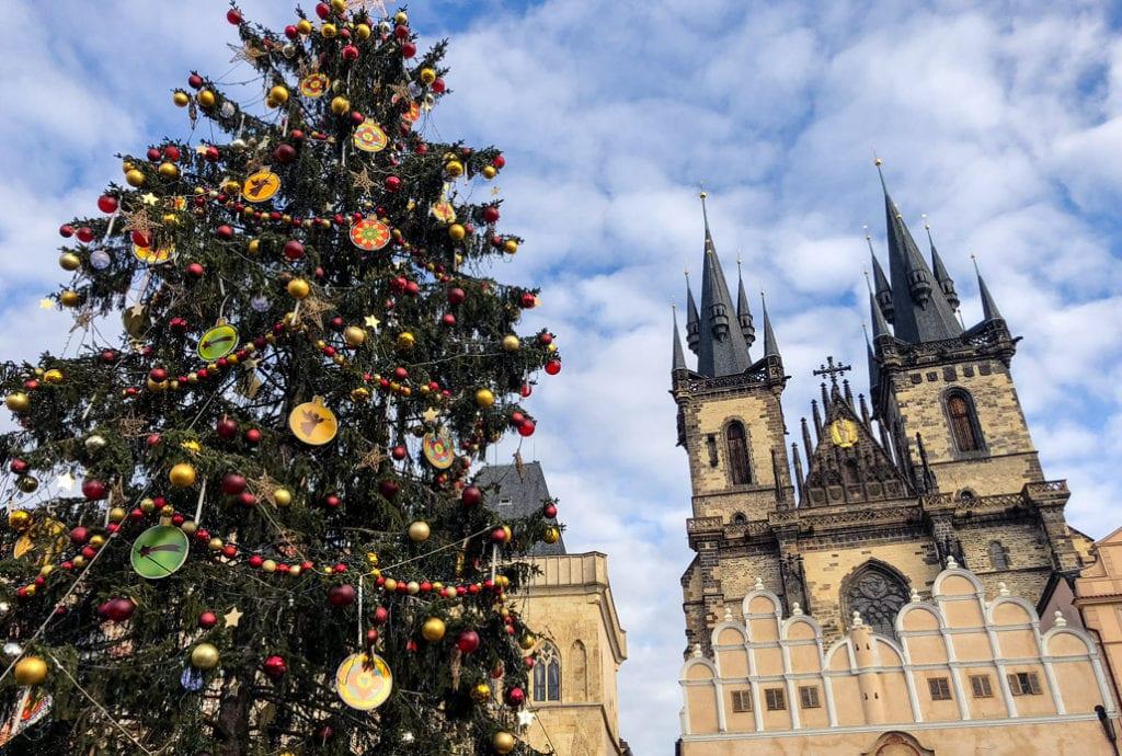 Prague in December, Prague in winter, Prague Christmas, Prague with kids