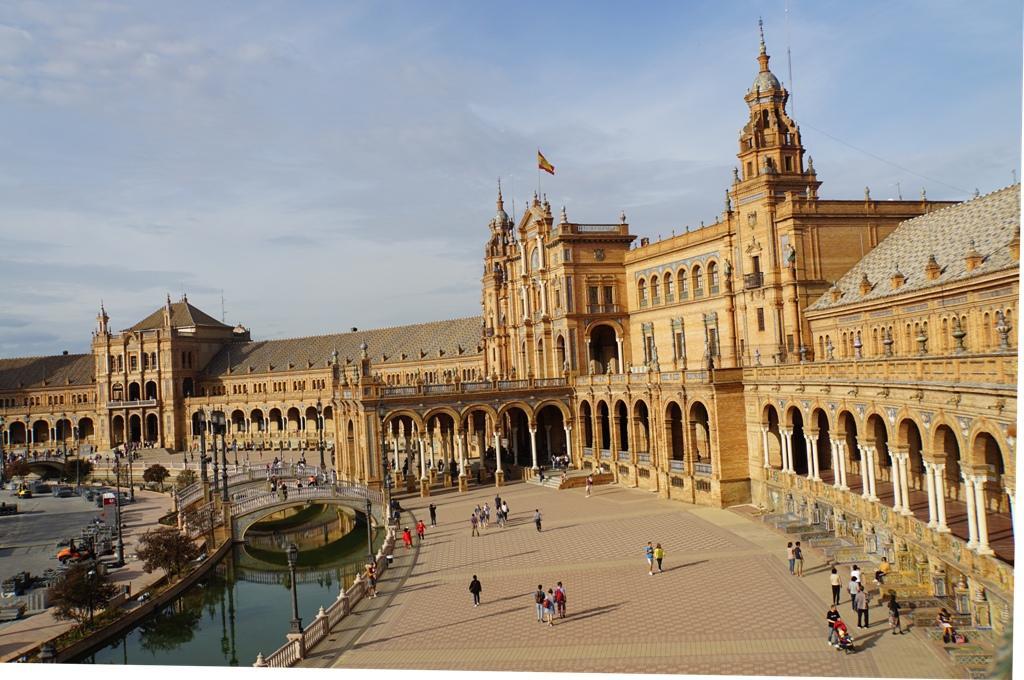Seville, Seville in December, winter city break, Europe in winter