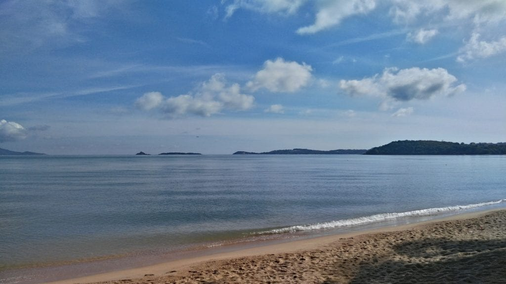 where to stay in Koh samui, best areas to stay in Koh samui, bophut beach, thailand