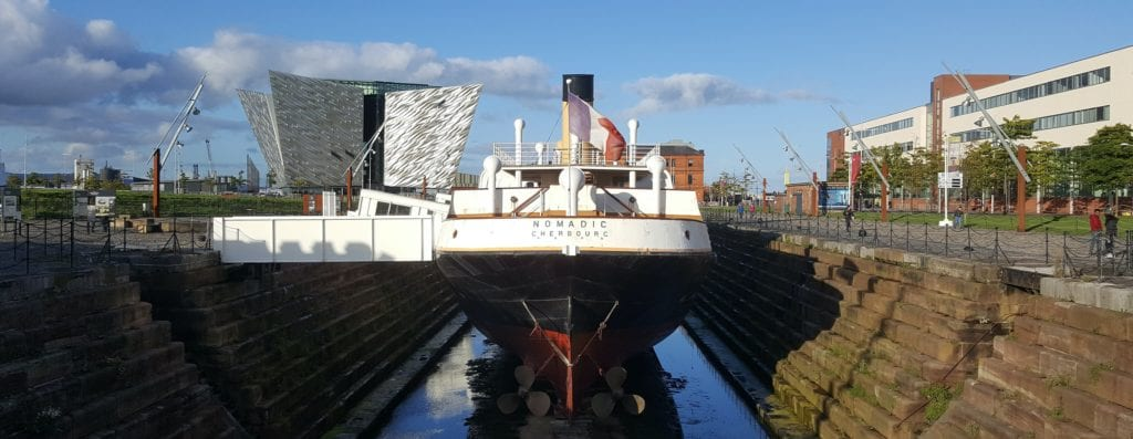 Belfast, Ireland, Northern Ireland, Titanic Museum, Belfast city break, Belfast with kids