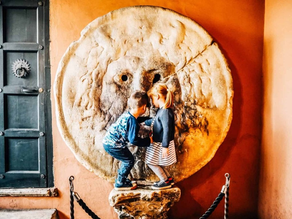 Untold Italy, Rome with kids, Rome