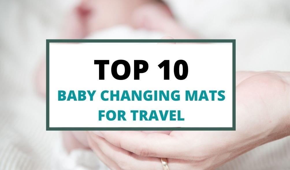 best travel changing mat