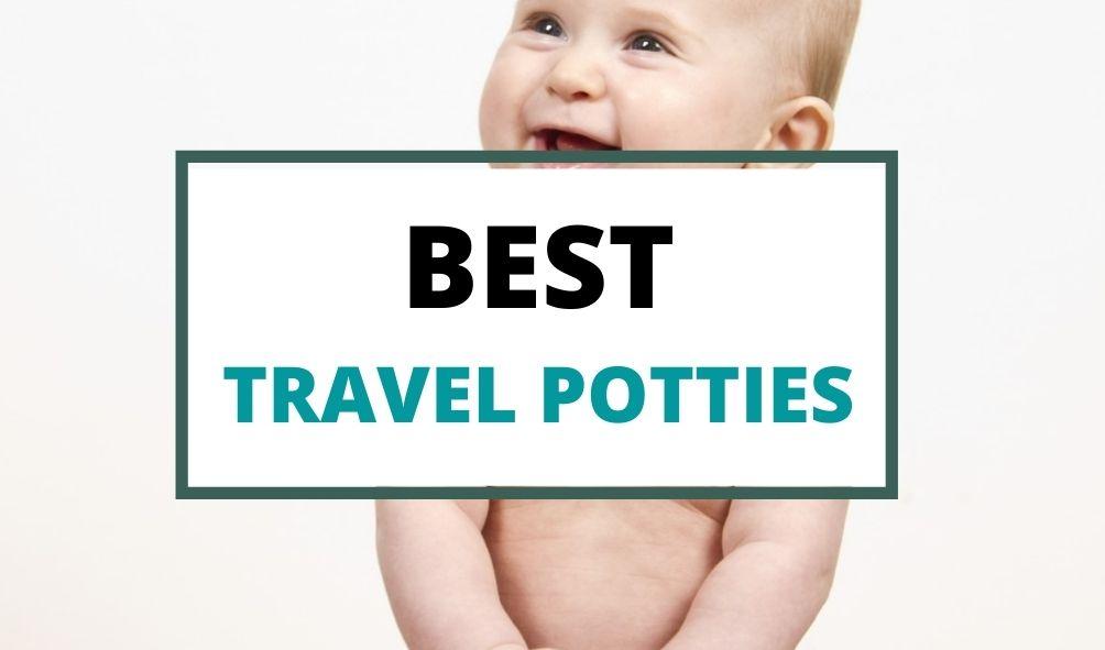 best travel potty