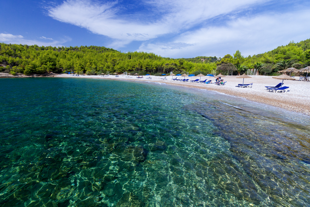 Spestes, Saronic gulf, Quiet Greek Islands