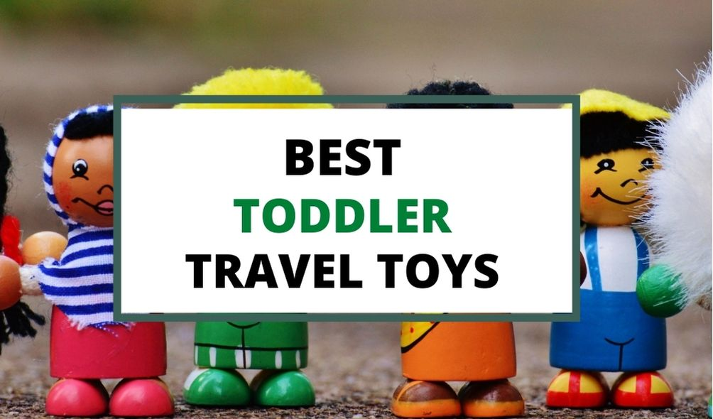 best toddler travel toys, planes, trains